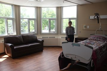 Palliative room