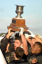 Knights win Golden Horseshoe Bowl