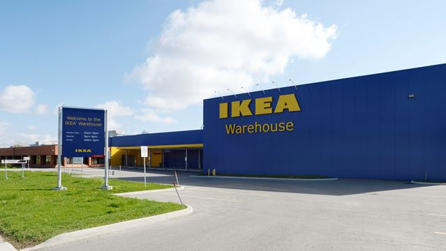 Ikea canada recalling chests of drawers Ikea security jobs