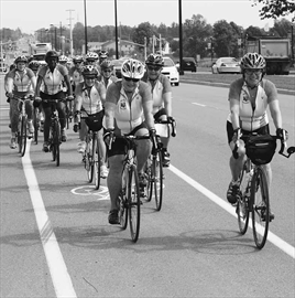 Charity bike ride raises over $54,000– Image 1