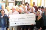 Artists at the Gibson support Alliston centre