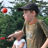 Greenbank tennis and basketball camp