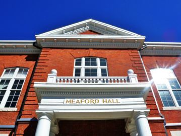 Four shows, six bands at Meaford Hall this week