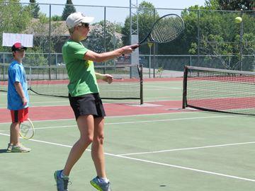New Carp Tennis Club welcomes members