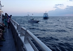 Boat passengers tell of night stranded off Boston-Image1