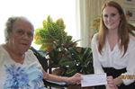 Stayner Heritage Society awards bursary to local student