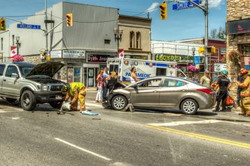 Expect delays in downtown core