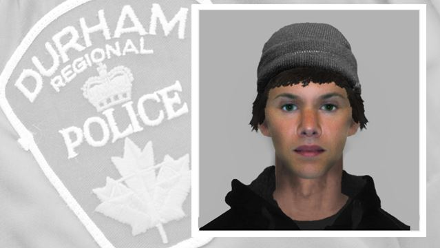 Durham police release composite sketch of suspect in violent Oshawa sexual assault
