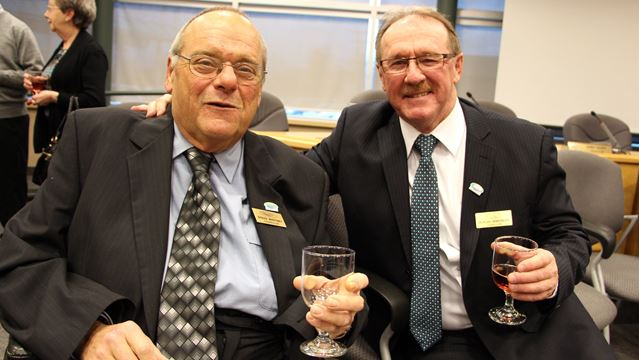 Doug Whitney passes away