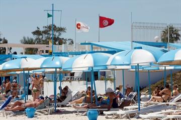 Tunisia beach killer trained with museum gunmen-Image1
