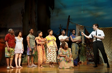 'The Book of Mormon' gets rousing reception in Utah-Image1