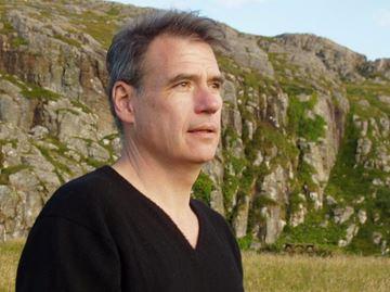 Local playwright Keith Hazzard