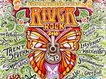 Second annual River Rock festival
