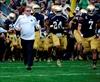 Column: Irish face NCAA wrath, while UNC remains on the lam-Image1