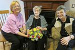 Penetanguishene resident celebrates 100th birthday
