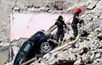 Aftershocks rattle Italian quake zone; toll rises to 250-Image30