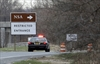 NSA: 1 dead after car rams police vehicle at Fort Meade-Image1