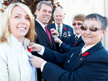 Poppy drive underway as Nov. 11 approaches