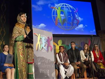 Oakville teen on world stage to promote child rights