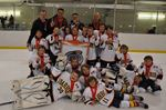 Barrie Minor Atom AE team wins tourney