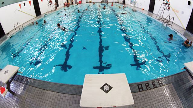 Tony Rose pool
