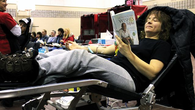 Donate Blood Mississauga