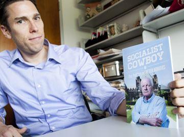 Book examines Kormos' maverick political style