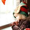Waiting for Santa on the heritage train