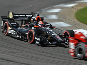 Oakville's Hinchcliffe seventh in Alabama as series gears up for Indy