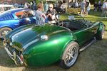 Shining Markham Classic Cars on Display