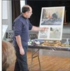 A few spaces left for watercolour workshop by Marc Gagnon– Image 1