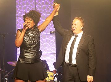 Vaughan Mayor's Gala - A Real Showstopper