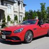 Mercedes roadster gets a new name