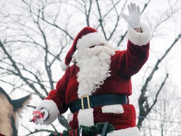 Port Hope Santa Claus Parade