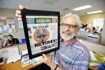 Ian Kelso retires