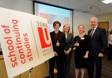 York University launches the School of Continuing Studies