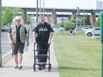 Accessibility awareness Port Hope