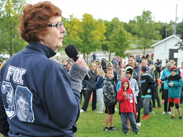 Port Perry Terry Fox Run