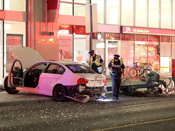 Bloor Crash