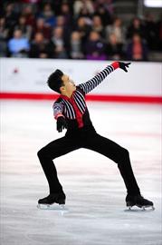Figure skater Nam Nguyen prepares for next challenge-image1