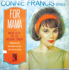 Connie Francis Sings For Mama
