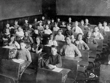 Undated class photo