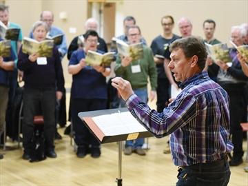 Durham Philharmonic Robert Phillips