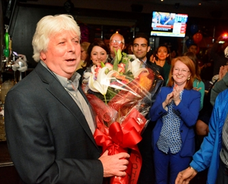 John Filion, Ward 23 incumbent holds onto his council seat