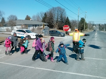 School crossing safety in Scugog