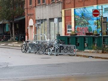 Bike Corrals