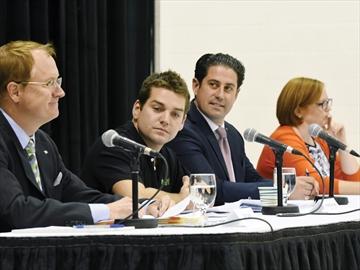 UOIT/Durham College/Trent federal election debate