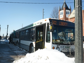 Clarington bus routes