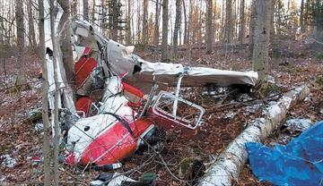 plane crash victims