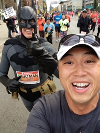 Batman runner